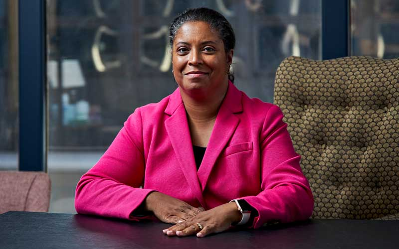 Angela Edwards, President & Chief Executive Officer