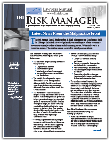 Lateral Hire Risk Management