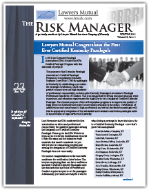 Risk Managing Interpreters